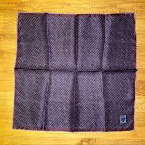 GUCCI pocket square